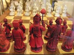 chess set which once belonged to Napoleon - BILTMORE