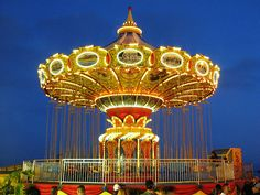 Old Fashion Carnival Rides