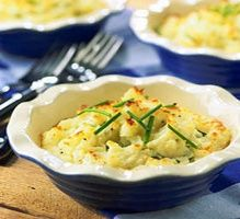 Weight Watchers Skinny Mashed Potatoes (Points+ 4 Per Serving)