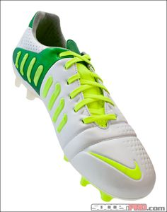 Nike CTR360 Maestri III FG Soccer Cleats - White with Volt...$179.99