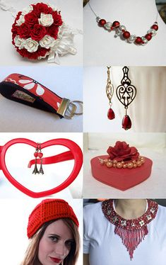 Valentine Jewelry and More