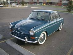 1964 Volkswagen Type III Notchback (❤)