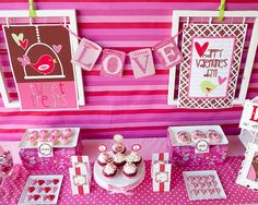 cute valentines day party