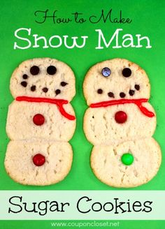 Great tips and fun recipes for baking cookies with the kids!  Lots of fun tips on this site!