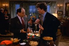 Seinfeld writer describes process behind the scripts.