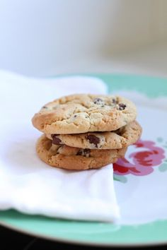 make it perfect: Choc Chip Cookies