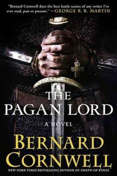 The pagan lord : a novel by Bernard Cornwell.  Click the cover image to check out or request the historical fiction kindle.
