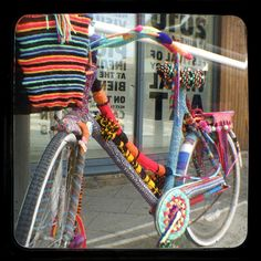 Wooly Bicycle by Mar