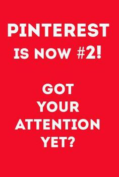 Pinterest is now Num