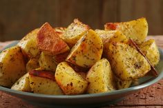 Lemon Potatoes are a magical thing!  Deliciously roasted:)