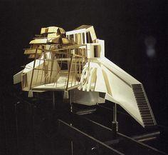 Gunther Domenig. A+U 254 Nov 1991: 59