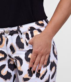 MINKPINK Animal Kingdom Jeans