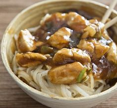 """Dan Dan Noodles: """"Delicious, easy and yummy with peanuts sprinkled on top."""" -appleydapply"""