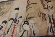 detail - Saltram House Chinese Wallpaper (NT) 050 by Robert Slack, via Flickr