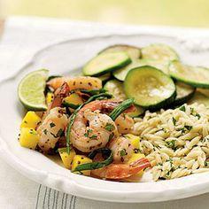 Spicy Mustard Shrimp | CookingLight.com