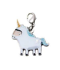 Unicorn Chloe Zipper Pull