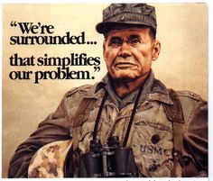 """Lieutenant General Lewis Burwell """"Chesty"""" Puller (June 26, 1898 - October 11, 1971) was an officer in the United States Marine Corps. Puller is the most decorated U.S. Marine in history, and the only Marine to receive five Navy Crosses."""