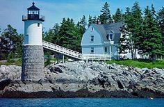 """""""Ten Best Lighthouses to Sleep In"""""""