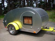 old teardrop trailers   ... Teardrop Trailer Rentals   Teardrop Designer  Builder   Vintage
