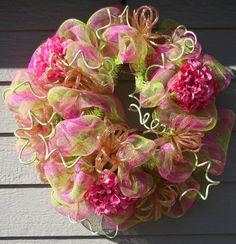 Spring/Easter wreath.