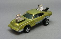 Vintage Johnny Lightning Mad Maverick in Lime $39