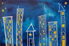 night cityscap