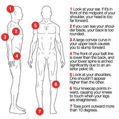 Without even looking at you, I'm pretty sure you have a posture problem. That's because almost everyone I see has a posture problem. The trouble isn't just that slumped shoulders make you resemble a Neanderthal. Over time, your poor posture takes a tremendous toll on your spine ...   | Click on the pic to read the original article