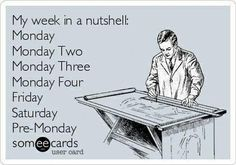Hope everyone survives Monday!! #isitfridayyet #monday #workweek #goodluck @Christy Palmer trendz
