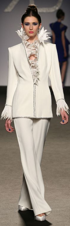 Zuhair Murad Couture FallWinter 2014-2015 Collection Zuhair Murad Couture FallWinter 2014-2015 Collection new photo