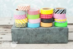 You Get What You Get and You Don't Throw a Fit Deal! Washi Tape for 75% Off! #washitape pickyourplum.com