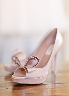 Valentino Blush Shoes
