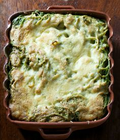 Savory Vegetable and Noodle Kugel