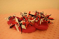 {It's A Muegge Life}: Ribbon Flippies