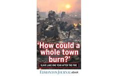 E-book: How Could a Whole Town Burn?