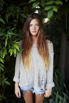obsess with ombre hair!