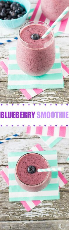 Delicious Blueberry