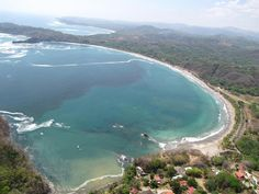 "Samara Beach, Costa Rica: ""One of the safest and prettiest beaches in the country is Playa Samara..."" Lonely Planet"