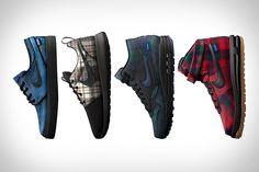 Pendleton x Nike ID Shoes