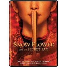 Snow Flower and the Secret Fan $18.99