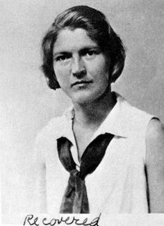 Zelda Fitzgerald - 1931 - Recovered