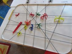 Super duper spiderweb game for preschoolers