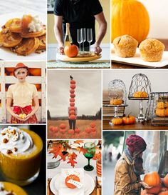 Mood Board Monday: Pumpkins