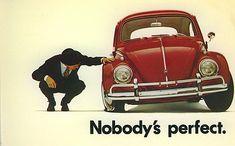 Great advertisement, love volkswagen