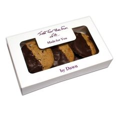Personalized Gift Boxes for Your Own Homemade Treats