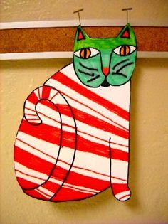 LAUREL BURCH CATS  SECOND GRADE