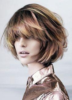 Short Bob Haircuts: 20+ Hottest Bob Hairstyles of 2014 - Pretty Designs