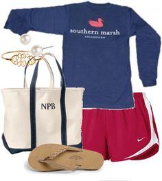 fashion, style, cloth, southern marsh, preppi