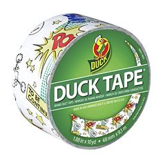 Comic Book Duct Tape