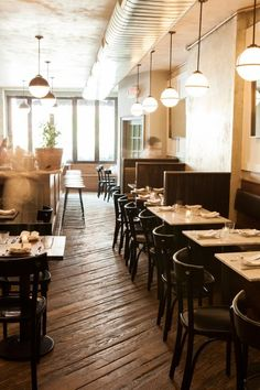 Estela - NYC // Had dinner here the night I arrived to NYC for NYFW.