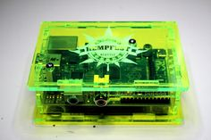 for the LEGALIZER: limited edition Hempfest case for the Raspberry Pi from Nwazet $19